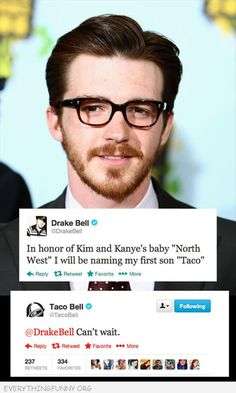 funny status northwest naming my kid taco bell taco bell we can't wait