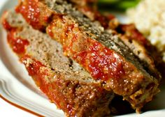 Brown Sugar Meatloaf  A little dash of ground ginger adds flavor to this basic meatloaf.