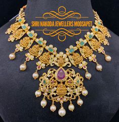 Gold Designs, Gold Earrings Designs, Gold Jewellery Design, Necklace Designs, Gold Jewelry Simple, Simple Necklace, Diamond Jewelry, Gemstone Jewelry, Gold Ornaments