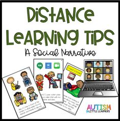 Tips for Distance Learning Story for Children Learning Stories, Social Stories, Stories For Kids, Preschool Schedule, Transitional Kindergarten, Preschool Special Education, Health Activities, School Social Work, Instructional Coaching