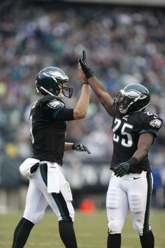 Foles and Shady