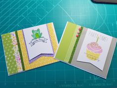 Kim Ferguson's Crafting Blog - Rubber Stamping and Scrapbooking: Card Making Process - Card Makeover (August 2016)