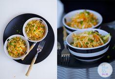 Doskonała surówka z białej kapusty i marchewki | Lawendowy Dom