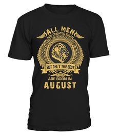 The Best Man Are Bron In August Shirt  #gift #idea #shirt #image #family #myson #mentee #father #mother #grandfather