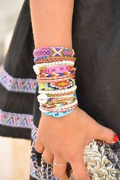 Duo de 10 bracelets brésiliens – Hipanema