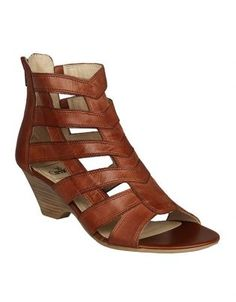Caprice Heeled Sandals Nut Brown  lt 3 it!  Zando New Shoes f63c9fa552dc8