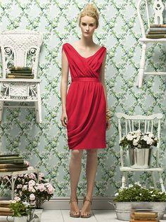 Lela Rose Style LR178 http://www.dessy.com/dresses/lelarose/lr178/?color=claret&colorid=12#.UxDau_ldVqU