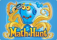 Creepy Crawlies: A Math Hunt Activity