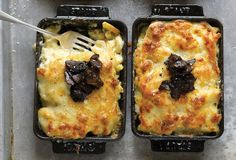 Truffled Mac and Cheese from Leite's Culinaria