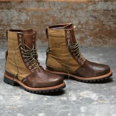 Somwbody buy these for me.  ~Tackhead 8-inch boot~