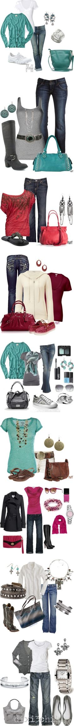 """Relaxed"" by mspaulding on Polyvore"