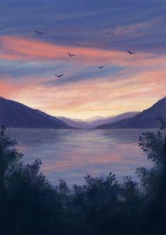 Anielle [Lake by Neirr]