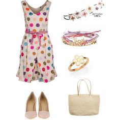 """""""Bright as Gumdrops"""" by frogchickk on Polyvore"""
