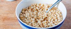 How to: come preparare in casa il riso soffiato
