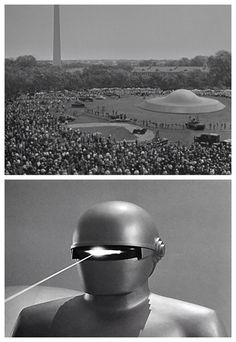 The Day The Earth Stood Still.