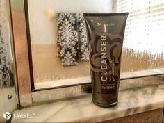 It Works Cleanser for a squeaky clean and silky smooth skin. #repost http://2ndchancebody.com
