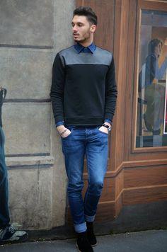 Photo   No:36200   メンズファッションスナップ フリーク - 男の着こなし術は見て学べ。