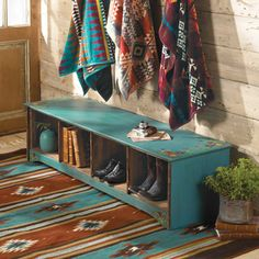 Would like to make a boot bench like this one                                                                                                                                                                                 More