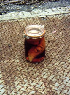 Thing In A Jar. A Creepy But Cool Project