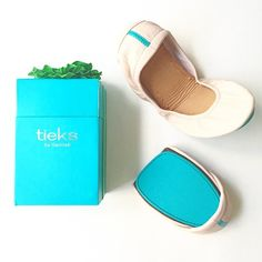 As someone who has a brave family member who battled with Breast Cancer I love that @tieks has...