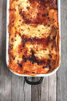 Lasagne-Bolognese