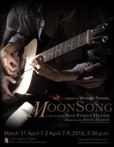 MOONSONG @ Gryphon Theatre at the Laramie Plains Civic Center