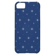 Electric Blue And Bright Stars - Elegant Pattern iPhone 5 Cases Unusual Christmas Gifts, Christmas Gifts For Boyfriend, Personalized Christmas Gifts, Iphone 5c Cases, Cell Phone Cases, Electronic Gifts For Men, Best Iphone, 6 Case, Make Your Own