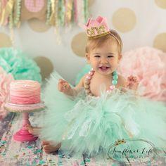 Birthday Crown of Felt and Glitter // First от PreshToastCrowns