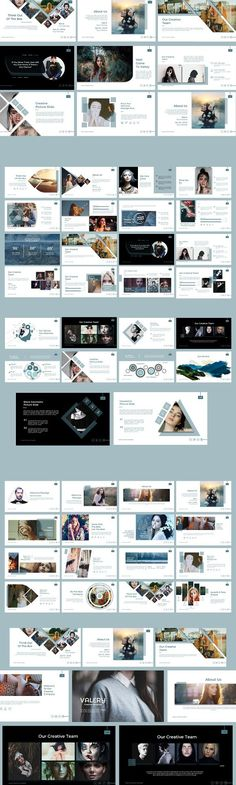Vallery Creative Powerpoint