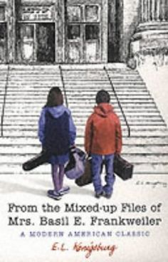 From The Mixed Up Files Of Mrs Basil E Frankweiler - a classic of childhood