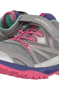 Merrell Kids Capra Bolt Low A/C Waterproof (Little Kid) (Grey Multi) Girls Shoes - Merrell Kids, Capra Bolt Low A/C Waterproof (Little Kid), MC56481-060, Footwear Athletic General, Athletic, Athletic, Footwear, Shoes, Gift - Outfit Ideas And Street Style 2017