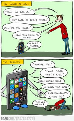 The iPhone God.