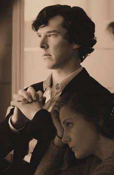 Sherlock and Molly <3