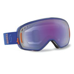 SCOTT LCG #Goggles featuring the Lens Change System.