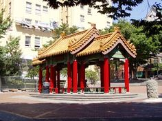 China Town, Seattle