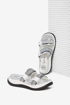 Jeffrey Campbell Sarnia Slip-On Sandal - Sandals