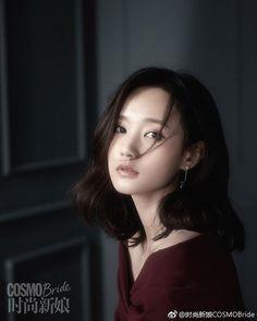 LI YITONG 時尚新娘COSMOBride #LiYitong #李一桐 #chineseactress #liyitongidn | ⚛♡Li Yitong♡⚛ in 2019 | Beauty, Actresses