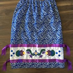 """Ribbon Skirt for Raffle - tickets are $5 each. Funds raised will go to support Liz Osawamick on her journey with breast cancer. Emt or paypal to nabequay@hotmail.com (password: Liz). Draw will be held on Sunday Nov. 13 at noon. Skirt measures 54"""" around with elastic cinched waist. Miigwetch for your support and please share. Liz Osawamick (FRONT)"""