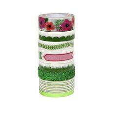 Spring Green Washi Tape