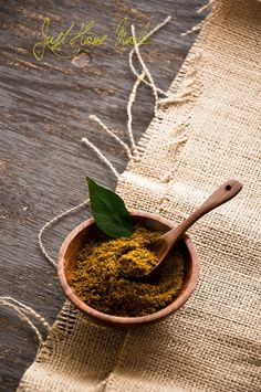 Karuveppelai Chutney Podi-re - Curry Leaf spice mix