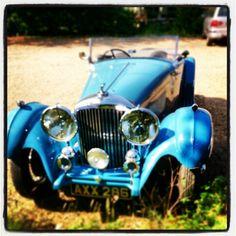 Old School Bentley