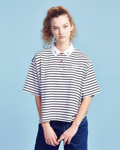 Lazy Oaf Yes No Polo T-shirt