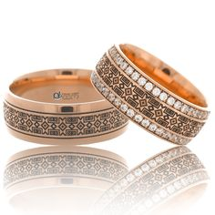 Bangles, Bracelets, Ring Earrings, Arts And Crafts, Wedding Rings, Jewels, Jewellery, Engagement Rings, Style