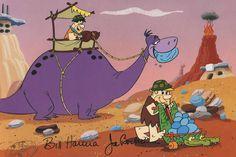 Other Collectible Hanna-Barbera Items for sale Classic Cartoon Characters, Cartoon Books, Classic Cartoons, Old School Cartoons, Old Cartoons, Animated Cartoons, Cartoon Network Viejo, Old Cartoon Network, Flintstone Cartoon