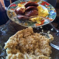 Nothing beats home cooked breakfast! Coach's Oats fan @ik3onz had Coach's Oats oatmeal and tuna omelettes. Thanks for being a fan! #coachsoats