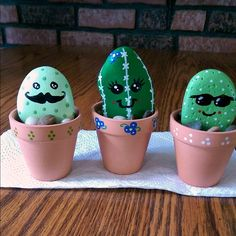 Rock Cactus Plants - Crafty Morning