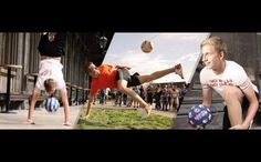 Football freestyle – Christian Kerschdorfer | Wild Boys TV