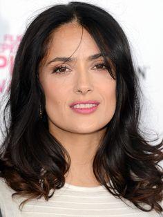Independent Spirit Awards 2013: Salma Hayek http://beautyeditor.ca/gallery/independent-spirit-awards-2013-the-red-carpet-hair-and-makeup/salma-hayek/
