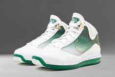 4ab0400c6e2c Nike Air Max LeBron 7 More Than A Game 375664-178 2009 - SBD