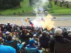 Czech fans
